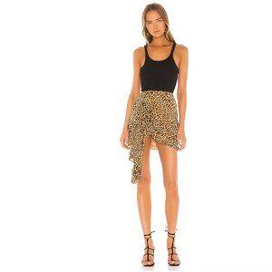 Lovers + Friends | Ginny Cheetah Print Mini Skirt